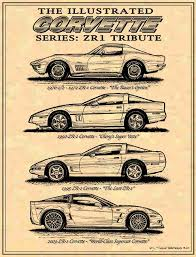 corvette c3 zr1 zr1 tribute an illustrated history if you don t corvettes