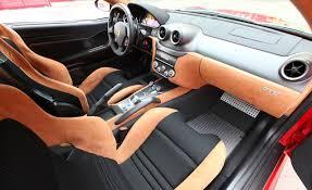 ferrari pininfarina sergio interior 2011 ferrari 599 sa aperta review dha car