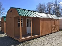 wood sheds the lexington series cool sheds