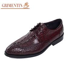 Wedding Shoes Luxury Aliexpress Com Buy Grimentin High Fashion Men Shoes Luxury Brand