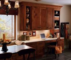 rustic hickory kitchen cabinets homecrest cabinets rustic hickory dover cabinet door style