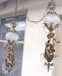 hollywood regency swag l architectural garden chandeliers fixtures sconces antiques