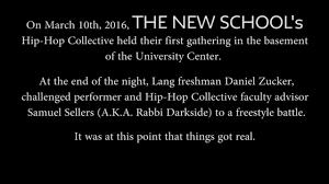 the new hip hop collective daniel zucker vs rabbi