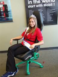 Female Executive Office Furniture Racechairs Photo Album