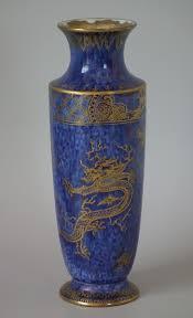 Wedgwood Vase Patterns Wedgwood Dragon Lustre Vase