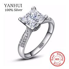 engagement rings for sale lose money big sale new 100 solid silver ring jewelry 3ct cz