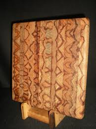 marblewood end grain cutting board blue mountain woodworks