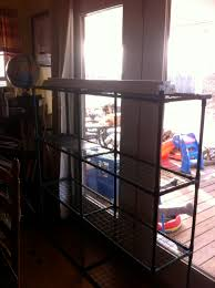 Edsal Shelving Parts by Furniture Interesting Kitchen Storage With Wire Rack Edsal Shelving