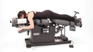 Roller Massage Table by Hill Anatomotor Traction Massage Roller Table Demo In Hill Labs