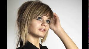 haircuts for shorter in back longer in front long front short back haircut pictures youtube