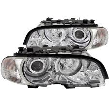 bmw headlights anzo usa bmw 3 series e46 2dr 00 03 m3 01 04 projector