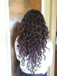 trimming hair angle cut is your long curly hair angled front to back not working for me