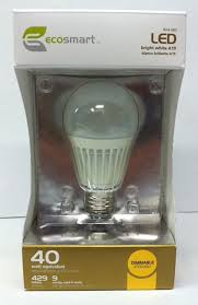 led light bulbs recalled by lighting science group due to fire