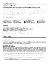 organization resume resume for your job application