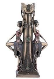 art deco unicorn ring holder images 585 best art deco figurines images art deco lamps jpg