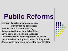 public health administration salary rwanda performance based system public reforms claude sekabaraga