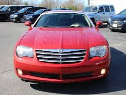 chrysler crossfire in indiana for sale used cars on buysellsearch