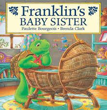 franklin u0027s baby sister paulette bourgeois u0026 brenda clark ibooks