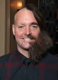 Half Shaved Hairstyles Girls by Will Forte Shaved Half Of His Hair Beard Off And Still Had The