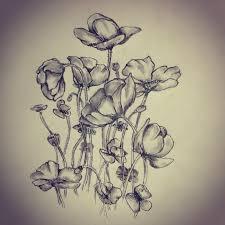 best 25 poppy flower tattoos ideas on pinterest poppies tattoo