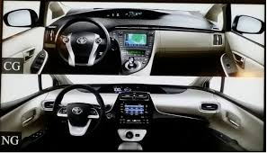 Interior Of Toyota Prius 2016 Toyota Prius Eco Review The Hybrid Toyota Needed All Along
