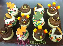 southern mamas archive thanksgiving mini cupcakes