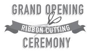 word design ribbon cutting word design template stock photos freeimages