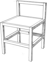 Chair Table Donald Judd Furniture