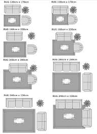 Standard Size Of A Sofa Best 25 Area Rug Placement Ideas On Pinterest Rug Placement