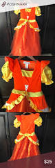 new candy corn witch costume with hat sz 8 nwt witch costumes