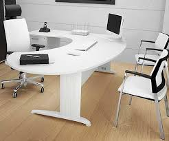 Curved Office Desk by White Executive Office Desk Crafts Home