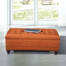 Ikat Storage Ottoman Stylish Orange Storage Bench Znc Designs Orange Storage Bench Plan