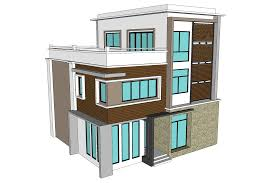 3 storey town house u0026 office u2014 nkd