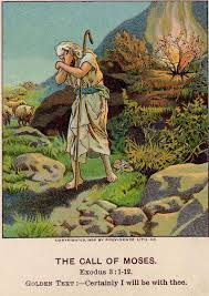 garden of praise moses bible story