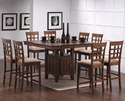cheap dining room tables with chairs top 65 first rate modern dining chairs table and high set round room