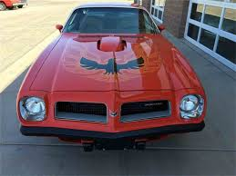 1974 pontiac trans am super duty for sale classiccars com cc