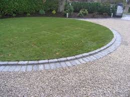 stone landscape edging faux garden borders loversiq