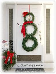 craftionary impressive holiday door decorations unusual ideas idolza