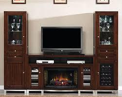 entertainment center w wine u0026 beverage cooler ts 6439 c247s4