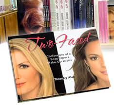 makeup artist book tim alan net makeup hair artist autor of the book two