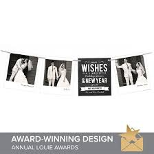 best new years cards new years cards custom designs from pear tree