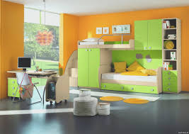 bedroom green and orange bedroom ideas design decor interior