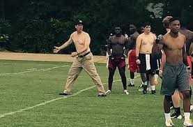 Jim Harbaugh Memes - shirtless jim harbaugh memes go suns out guns out for the web