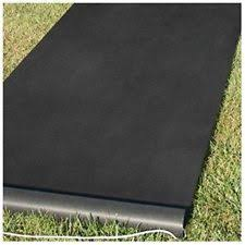 black aisle runner black wedding aisle runners ebay