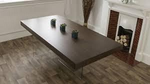 Modern Dark Wood Furniture by Dark Wood Dining Table