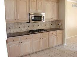 finished oak kitchen cabinets kitchen modern pickled oak kitchen cabinets inside photos refinish
