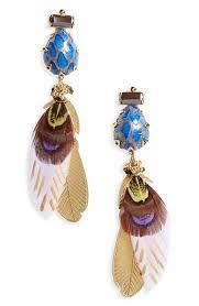 feather earrings feather earrings nordstrom