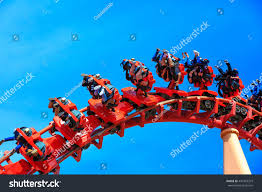 Vallejo Ca Six Flags Vallejo California Usa June 14th 2016 Stock Photo 441963379