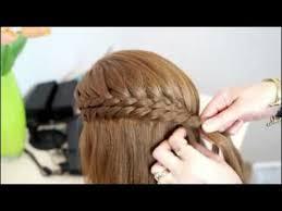 tutorial kepang rambut frozen tutorial cara kepang rambut untuk acara pesta pernikahan youtube