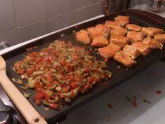 cuisine sur plancha recettes plancha marmiton